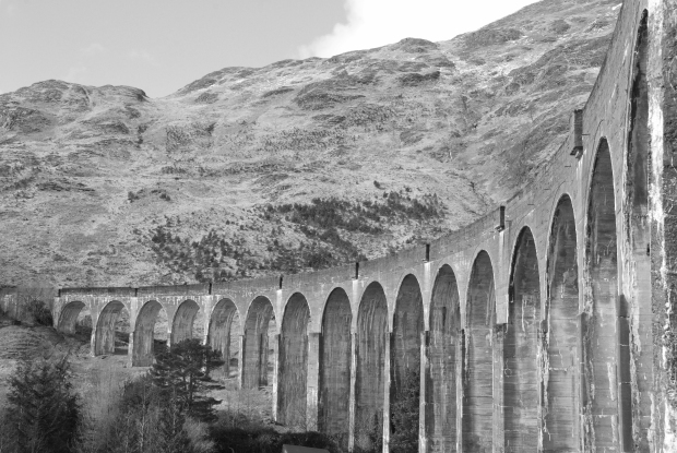 The Glen Finnan Viaduct