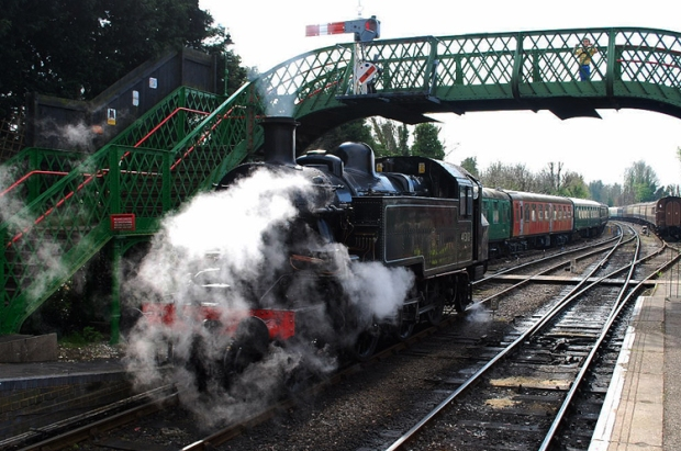 All Steam up