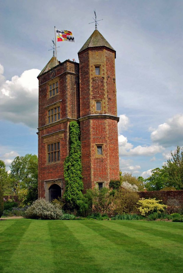 The Elizabethan Tower