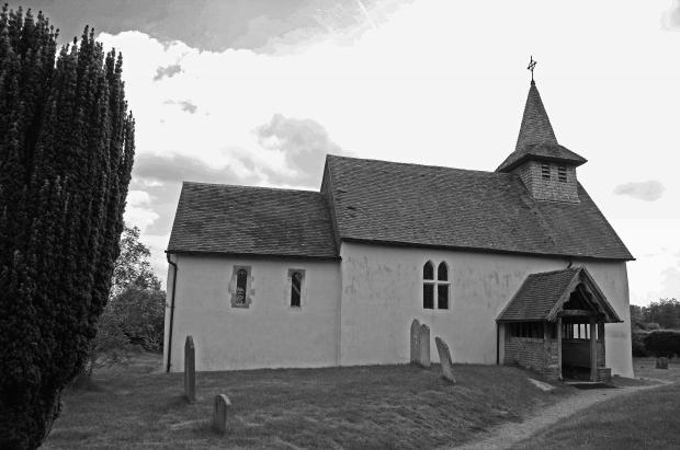 Wisley Church Surrey
