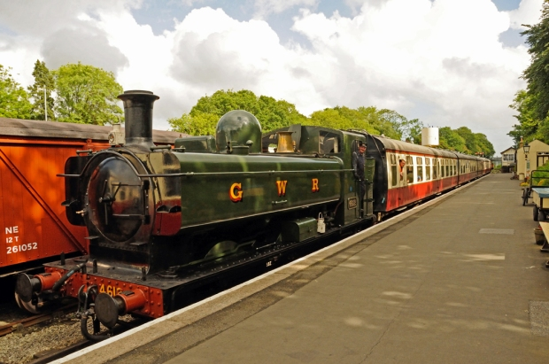 4612 Locomotive